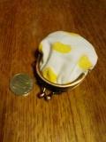 ひよこ豆の小がま口