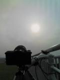 金環日食ロケハン
