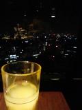 横浜の夜景がみられるとは