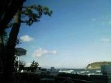 江の島と富士山と朝食と