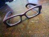 メガネ届く